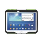 AEGIS CASE FOR SAMSUNG GALAXY TAB 3 10.1 green front