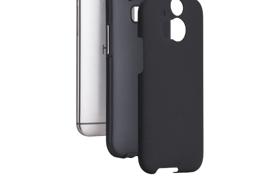 Case-Mate Tough Case for HTC One M8 black layers