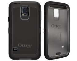 OtterBox Defender Series Case for Samsung Galaxy S5 black